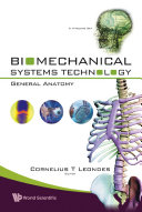 Biomechanical Systems Technology (A 4-volume Set): (4) General Anatomy