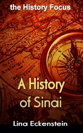 A History of Sinai: the History Focus