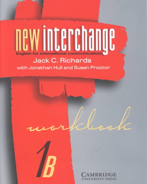 New Interchange Workbook 1B PDF