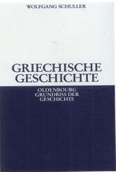 Griechische Geschichte: Ausgabe 6