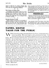 The Public: Volume 2; Volume 11