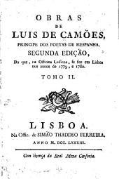 Obras de Luis de Camões ...: Volume 2