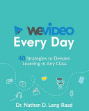 WeVideo Every Day Book