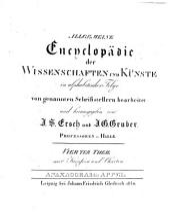 Allgemeine Encyklopädie der Wissenschaften und Künste: in alphabetischer Folge. Anaxagoras - Appel. 1 ,4