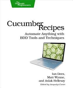 Cucumber Recipes PDF