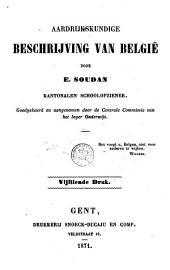 Aardrijkskundige beschrijving van België