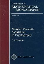 Number-Theoretic Algorithms in Cryptography