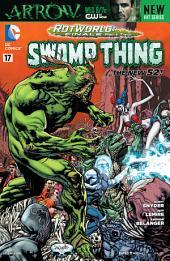 Swamp Thing (2011-) #17