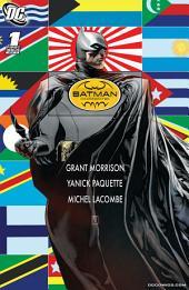 Batman Incorporated (2010 - 2011) #1