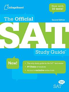 The Official SAT Study Guide Book