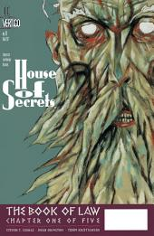 House of Secrets (1996-) #11