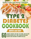 Type 2 Diabetes Cookbook