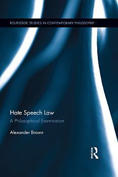 Hate Speech Law PDF