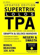 Updated Edition Supertrik Lolos TPA SBMPTN & Seleksi Mandiri