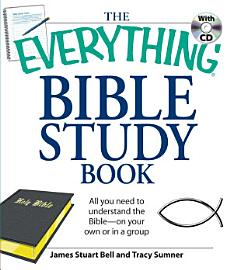 The Everything Bible Study Book PDF
