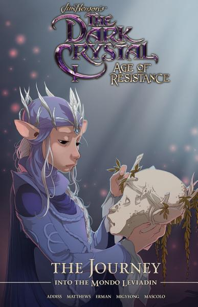 Download Jim Henson s The Dark Crystal  Age of Resistance  The Journey into the Mondo Leviadin Book