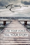 Unruly Voices Journal - Ocean Jetty (grid)