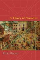 A Theory of Narrative PDF