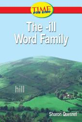The -ill Word Family