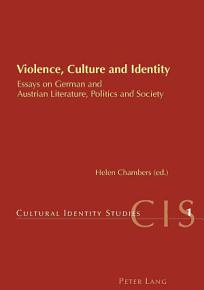 Violence  Culture and Identity PDF
