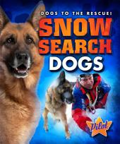 Snow Search Dogs