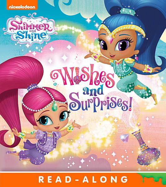 Download Wishes and Surprises   Shimmer and Shine  Book