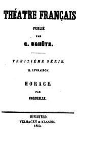 Horace, tragédie en 5 actes