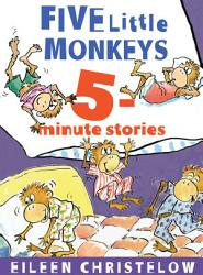 Five Little Monkeys 5 Minute Stories Book PDF