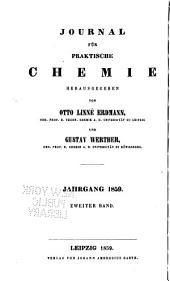 Journal für praktische Chemie: Band 77
