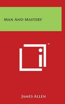 Man and Mastery