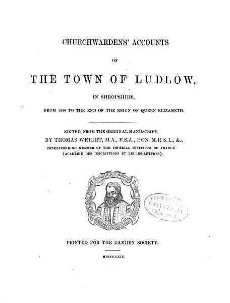 Download Works of the Camden Society Book