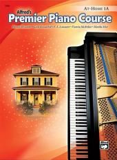 Premier Piano Course: At-Home Book 1A
