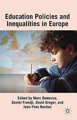 Educational Policies and Inequalities in Europe PDF