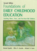 Download Foundations of Early Childhood Education Book