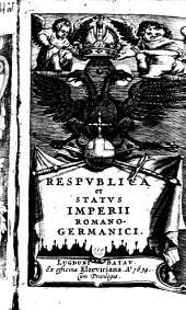 Respublica et Status Imperii Romano-Germanici