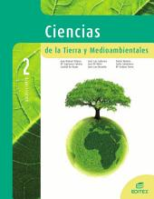 Ciencias de la Tierra y Medioambientales 2º Bachillerato
