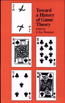 Toward a History of Game Theory PDF