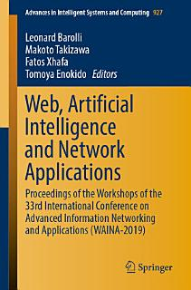 Web  Artificial Intelligence and Network Applications