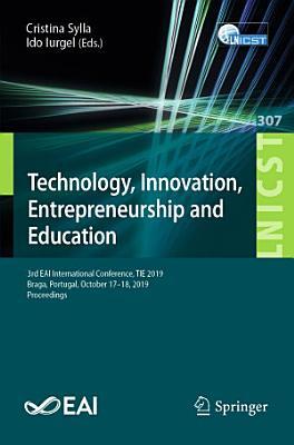 Technology  Innovation  Entrepreneurship and Education