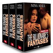 Boxed Set: The Billionaire's Fantasies, parts 4-6