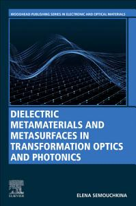 Dielectric Metamaterials in Transformation Optics and Photonics