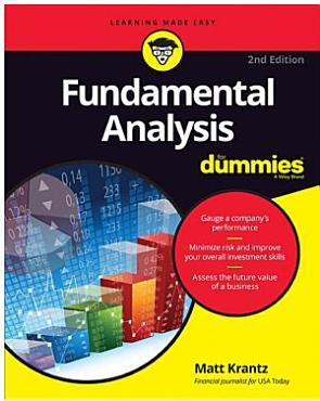 Fundamental Analysis For Dummies PDF