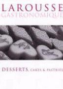 Desserts, Cakes & Pastries
