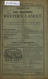 The Western Lancet: Volume 9, Issue 12
