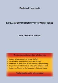 Explanatory Dictionary Of Spanish Verbs