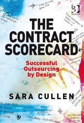The Contract Scorecard Book PDF