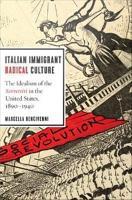 Italian Immigrant Radical Culture PDF