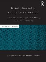 Mind  Society  and Human Action PDF