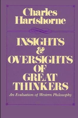 Insights and Oversights of the Great Thinkers PDF