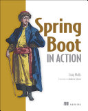 Spring Boot In Action Book PDF